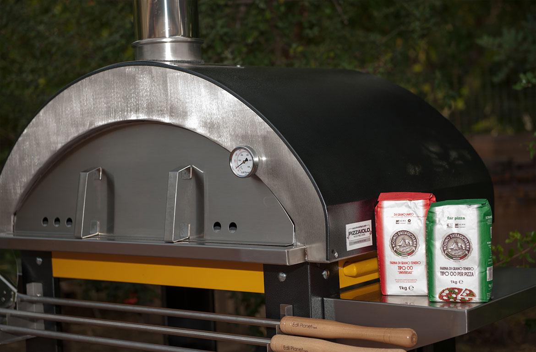 Outdoor pizza oven forno a legna outdoorpizza for Edil planet forni